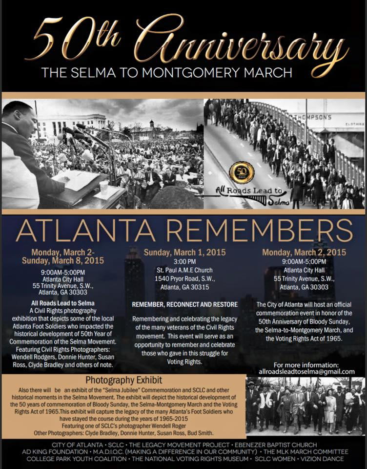 ATL Remembers Selma