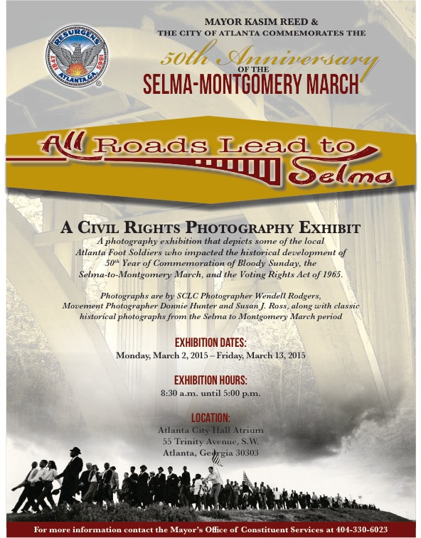 All Roads Lead to Selma